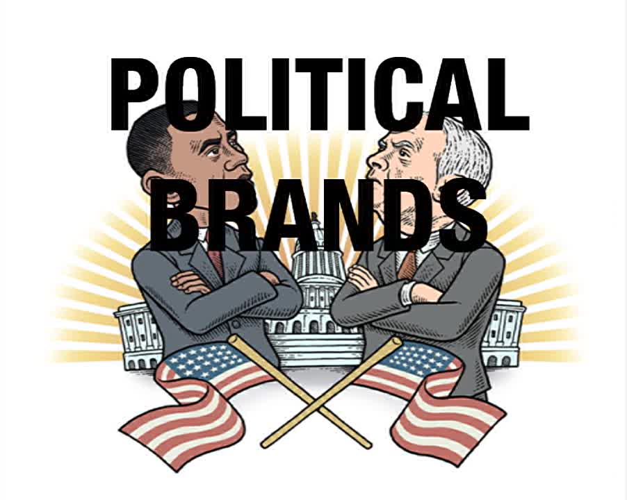 Political brands, empty words
