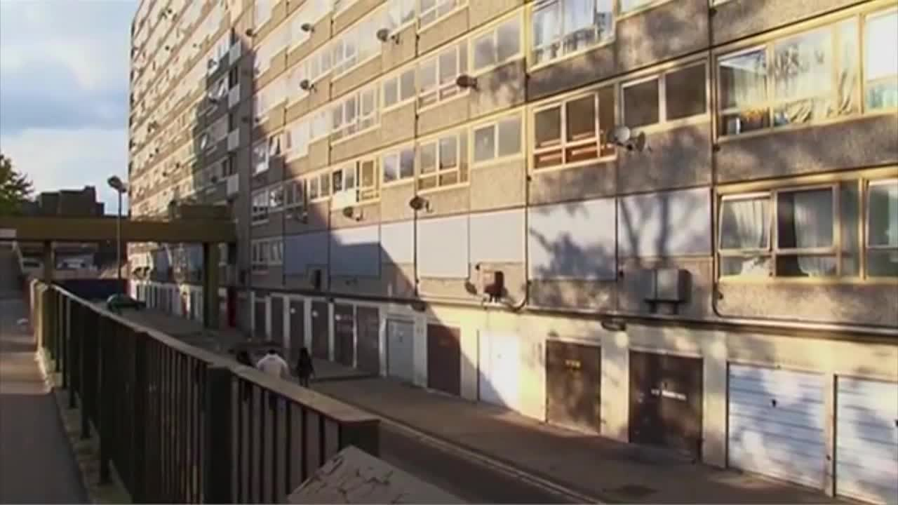 Aylesbury Estate // London housing crisis #nopumo