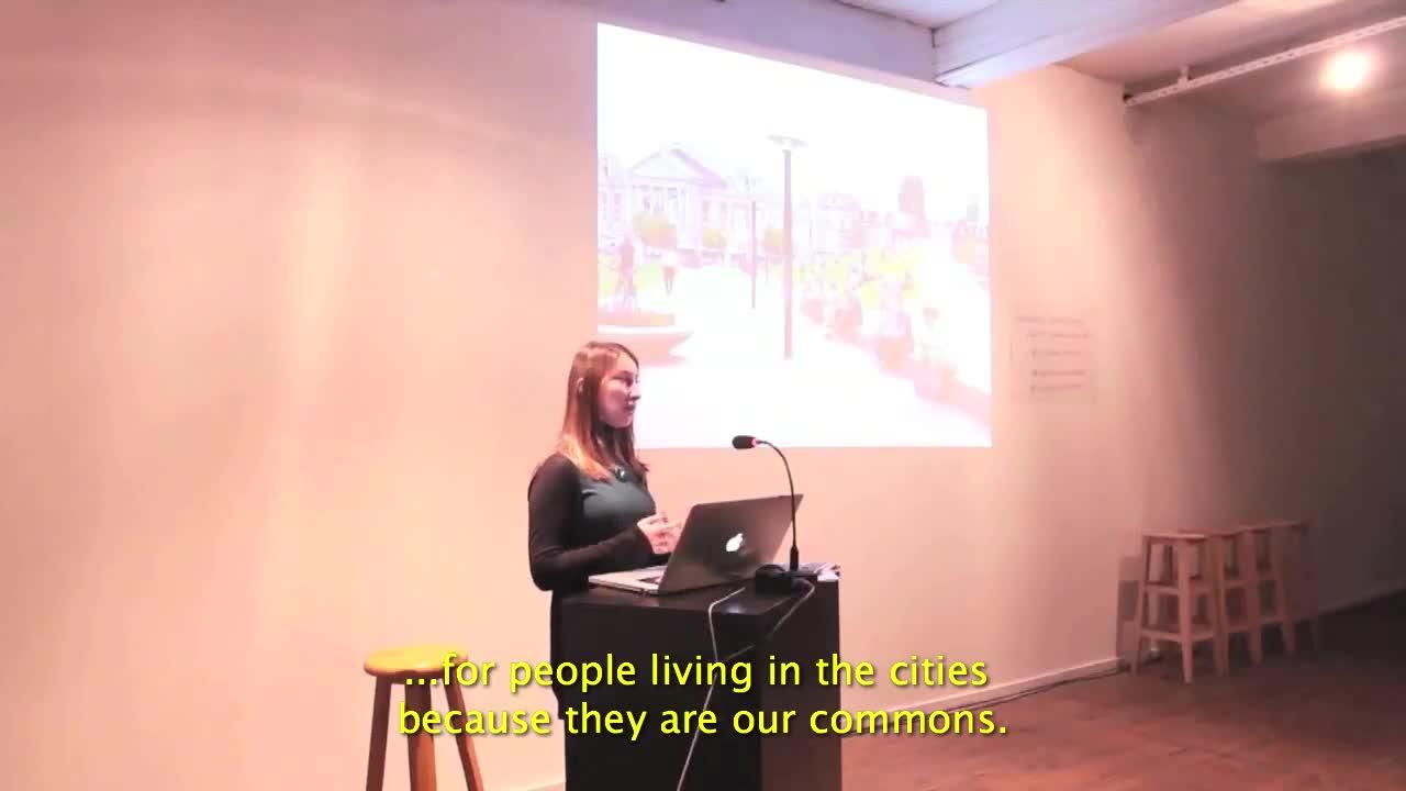 Radical Democracy Urban Encounter I compilation video: