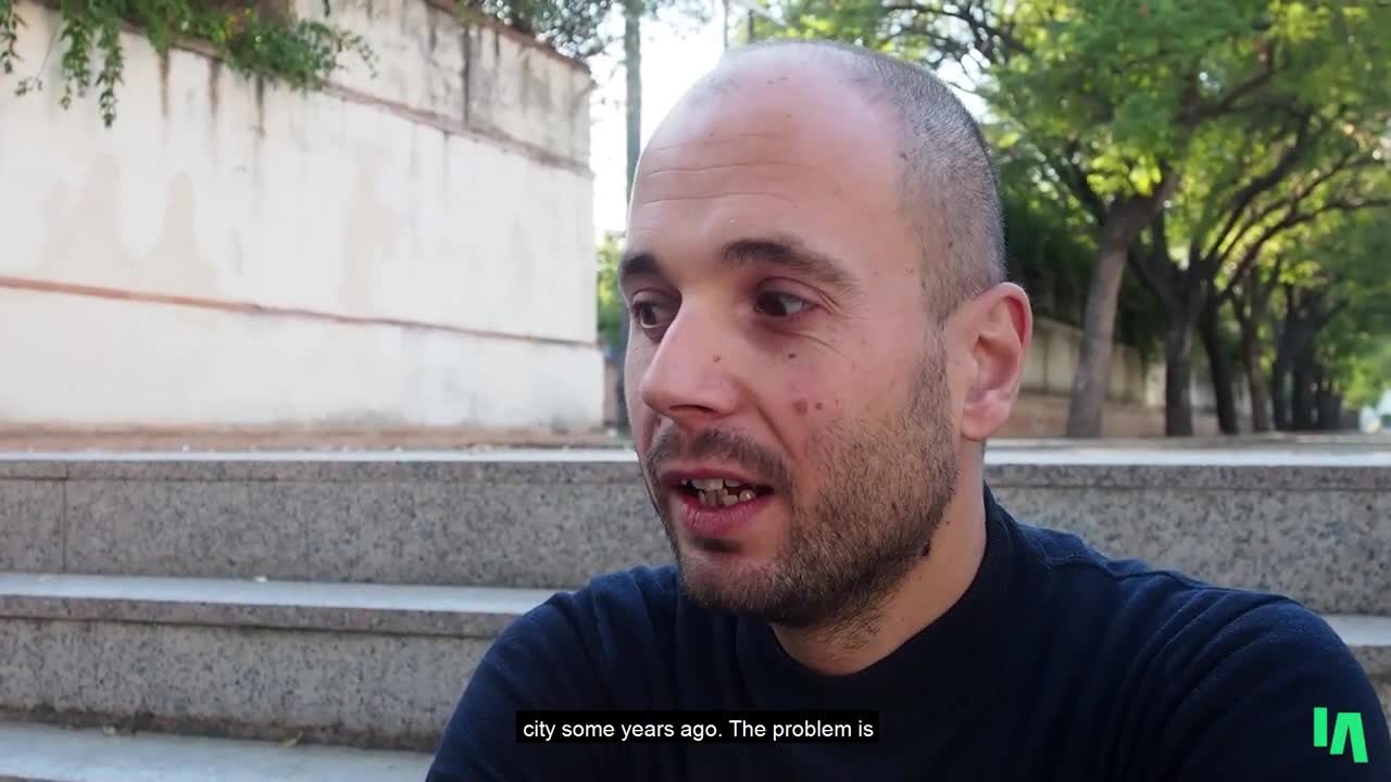 Mediactivism hackcamp in Seville: interviews with participants